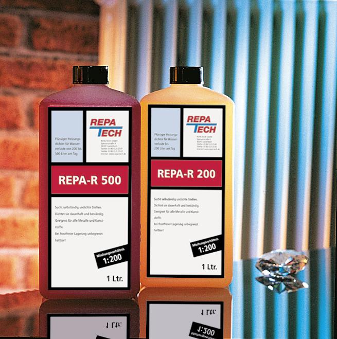 Häufig REPA-R 500 - REPA-TECH GmbH YK85